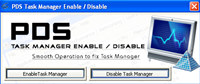 Task Manager Enable Utility