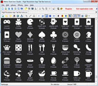 W8 Icon Creator screenshot medium