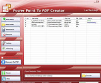 PPT To PDF Creator