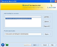 DOC to PDF Online Free screenshot medium