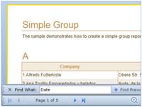 Stimulsoft Reports Designer.Silverlight screenshot medium