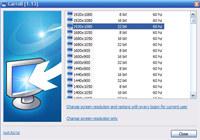 Carroll::Resolution Per User screenshot medium