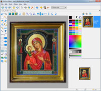 Orthodox Icon Editor