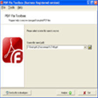 PDF Fix Toolbox