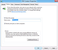 PDF Server for Windows 2012