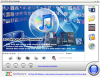 ZC DVD to iPod Converter