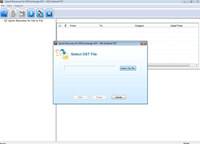 Special OST to PST Email Conversion Tool screenshot medium
