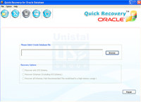 Advance Oracle Database Recovery Tools