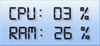 System Monitor GT-7 screenshot medium