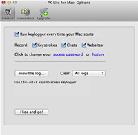Perfect Keylogger for Mac Lite