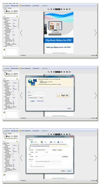 PDF to Flippingbook3D