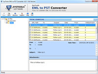 OE EML to PST Converter