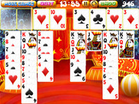 Circus Show Solitaire MAC