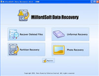 Milfordsoft Data Recovery