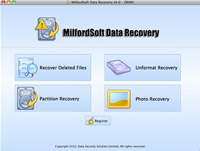 Milfordsoft Mac Data Recovery