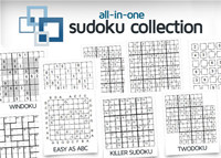 All-in-One Sudoku Collection