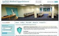 ApPHP Online Medical Appointment script