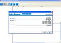 Restore EDB File Utility