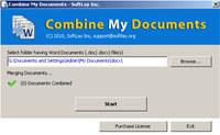 Batch Document Merger