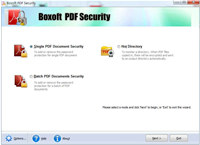 Boxoft PDF Security