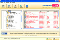 Recover Windows 7 files with perfect S/W