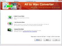 Boxoft All to Wav Converter