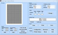 Graph Paper Creator Software