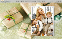 FlipBook Creator Themes Pack Direct - Christmas Gift