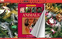 FlipBook Creator Themes Neat - Christmas Ball
