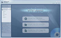 WinAVI DVD Ripper screenshot medium