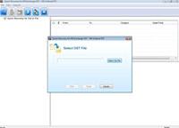 Convert an OST to a PST Utility screenshot medium