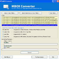 MBOX Converter to Outlook