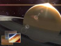 Saturn Observation 3D Screensaver