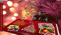 Christmas Style for Flipbook 3D Theme