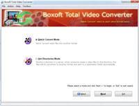 Boxoft Total Video Converter