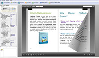 Free FlippingBook Maker for LibreOffice screenshot medium