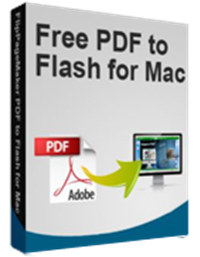 Flippagemaker PDF to Flash (SWF) for Mac