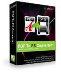 pdf to ps gui+cmd