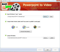 Boxoft PPT to Video