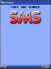 Free SMS Sender Java Mobile