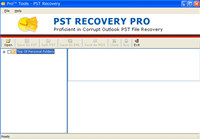 PST Recovery Tool Office 2007