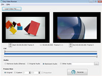 Easy Video Reverser screenshot medium