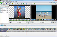 VideoPad Video Editing Software screenshot medium