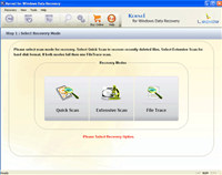 PC File Recovery Tool screenshot medium