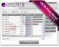 Convert PDF To Text Desktop Software