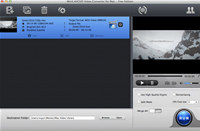 WinX AVCHD Video Converter for Mac screenshot medium