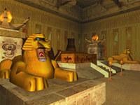 The Pyramids of Egypt 3D Screensaver screenshot medium