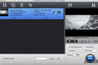 WinX M2TS Video Converter for Mac