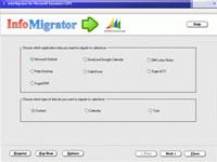 InfoMigrator for Dynamics CRM screenshot medium