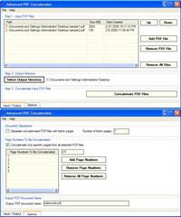 Advanced PDF Concatenator